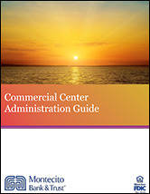 Commercial Center Administration Guide Cover