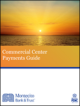 Commercial Center Payments Guide Cover