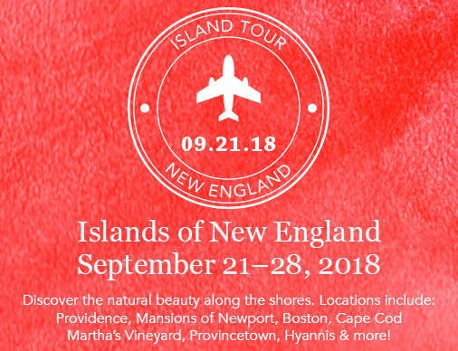 Discover the natural beauty that lies along the shores of New England! Come to know its coastal charm, picturesque beaches and lighthouses, friendly people and fresh-from-the-sea cuisine.