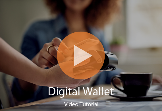 Digital Wallet Interactive Video Player