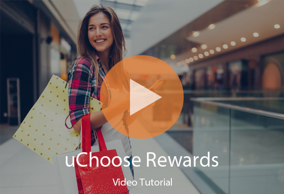 uChoose Rewards Interactive Video Player